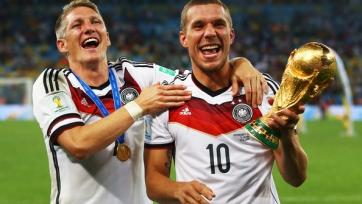 Баслер: «Я бы не стал брать Швайнштайгера и Подольски на Евро-2016»