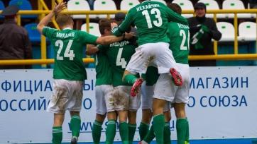 «Томь» гарантировала себе участие в переходных матчах