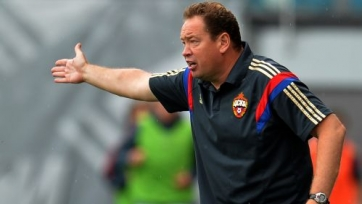 Леонид Слуцкий обошёл Валерия Газзаева