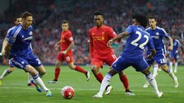 «Ливерпуль» сумел спастись от поражения в матче с «Челси»