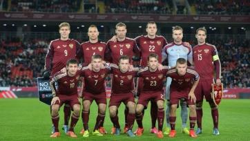 УЕФА утвердил девиз российской сборной для ЧЕ-2016