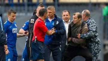 Зозуля: «Хочу извиниться перед всеми футбольными болельщиками Украины»