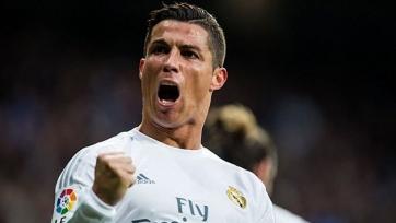 Роналду – самый высокооплачиваемый футболист 2015-го года