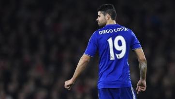 Диего Коста может не поехать на Евро-2016