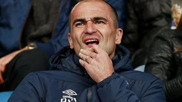 Официально: Роберто Мартинес уволен из «Эвертона»