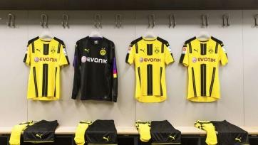 Дортмундская «Боруссия» представила экипировку следующего сезона