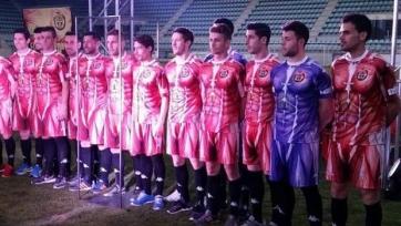 «Паленсия» презентовала самую необычную раскраску маек футбольной команды
