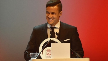 Коутиньо был признан лучшим игроком «Ливерпуля» в этом сезоне