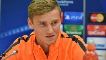 Агент Александра Гладкого опроверг слухи о переговорах с киевским «Динамо»