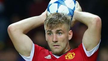 Люк Шоу не сыграет в финале Кубка Англии и пропустит Евро-2016