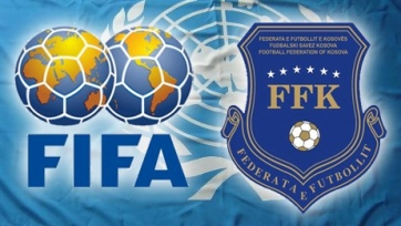 ФИФА приняла Косово в свой состав