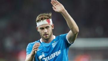 Ломбертс не поможет «Зениту» в матче с «Локомотивом»