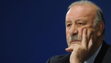 Висенте Дель Боске не слишком доволен тем, что три испанских клуба попали в финалы еврокубков
