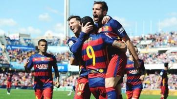 «Барселона» обыграла в гостях «Гранаду» и стала чемпионом Испании