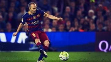 Иньеста стал самым титулованным испанским футболистом