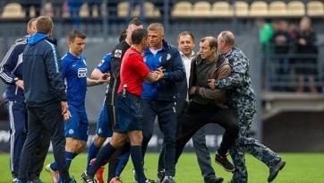 Зозуля, Ротань и Пико отстранены до решения КДК ФФУ