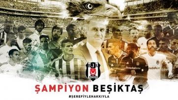«Бешикташ» в четырнадцатый раз стал чемпионом Турции