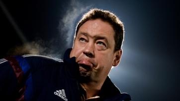 Слуцкий: «Дополнительного давления в сборной не чувствую, но меня и там прилично колбасит»