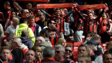 «Борнмут» предоставит бесплатный транспорт в Манчестер своим болельщикам