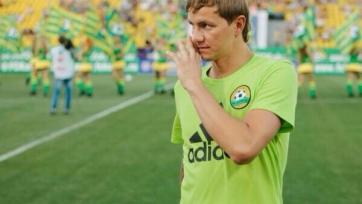 Роман Павлюченко забил свой сотый гол в чемпионатах России