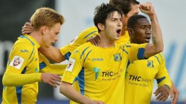 «Ростов» добился минимальной победы над «Уралом» и обеспечил себе место в ЛЧ