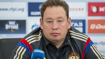 Леонид Слуцкий: «Есть ещё один матч»