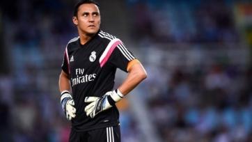 Навас хочет продлить контракт с «Реалом» на улучшенных условиях