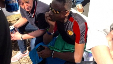 Фанаты «МЮ» помогли болельщику из Сьерра-Леоне