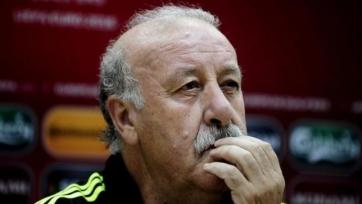 Дель Боске: «Наша сборная не должна быть обременена футболистами, находящимися в посредственной форме»