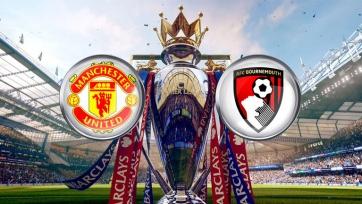 «Манчестер Юнайтед» - «Борнмут»: онлайн-трансляция начнётся в 22:00 по московскому времени
