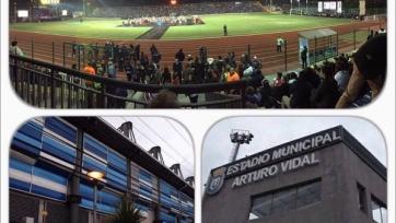 В Чили в честь Артуро Видаля назвали стадион