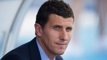 «Рубин» планирует провести переговоры с наставником «Малаги» Грасией