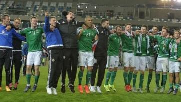 Сборная Северной Ирландии огласила заявку на Евро-2016