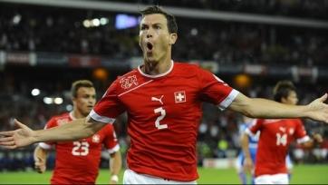 Сборная Швейцарии опубликовала заявку на Евро-2016