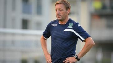 Тихонов пока не знает, останется ли в тренерском штабе «Краснодара»