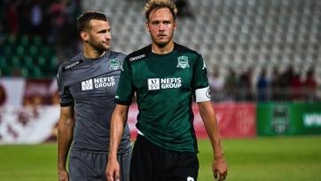 Гранквист: «Я очень рад продлить контракт с «Краснодаром»