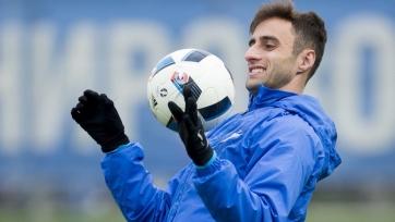 «Зенит» продлил Маурисио до 2019-го года
