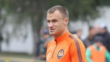 Шевчук не поможет «Шахтёру» в финале Кубка Украины