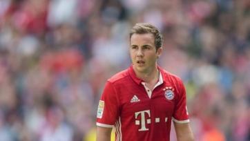 Гётце не поможет «Баварии» в финале Кубка Германии