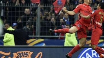 Маркиньос: «Прощание с Ибрагимовичем не помешает нам в финале Кубка Франции»