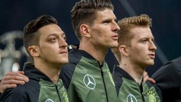 Озил: «Немцы намерены выиграть Евро-2016»