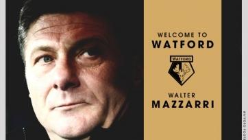 Вальтер Маццарри стал тренером «Уотфорда»