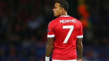 Мемфис Депай отправился на финал Кубка Англии самостоятельно