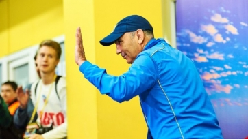 Бердыев поздравил болельщиков с хорошим результатом