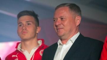 Чалый покидает пост главного тренера «Рубина»