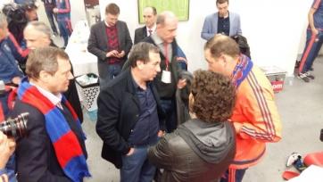 Гинер пожелал «Ростову» играть так же честно, как делает это ЦСКА