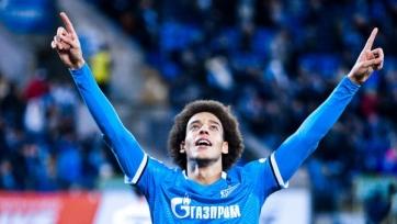 «Рома» готова подписать Витселя, «Зенит» требует за игрока 20 миллионов евро