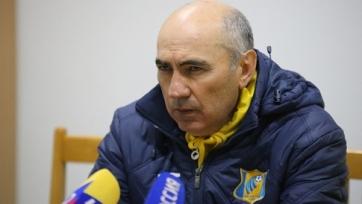Курбан Бердыев: «Важно то, что игроки вписали своё имя в историю города»