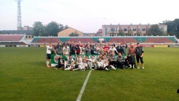 «Торпедо-БелАЗ» выиграло Кубок Беларуси