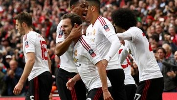 «Манчестер Юнайтед» в двенадцатый раз в своей истории выиграл Кубок Англии